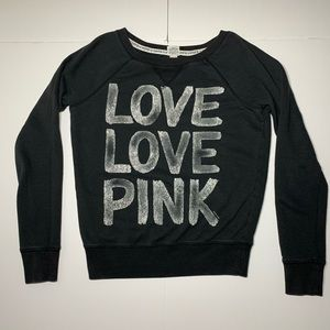 Pink By Victorias Secret Sweater Womens Small